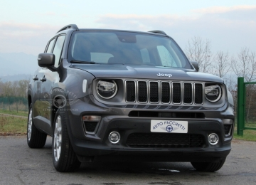 Jeep Renegade 1.0 T3 Limited FULL LED, NAVI 8.4, PARKING PACK